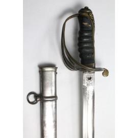 ESP-BRITÁNICA OFICIAL INFANTERÍA 1822 QUEEN VICTORY