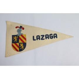 BANDERÍN-LAZAGA