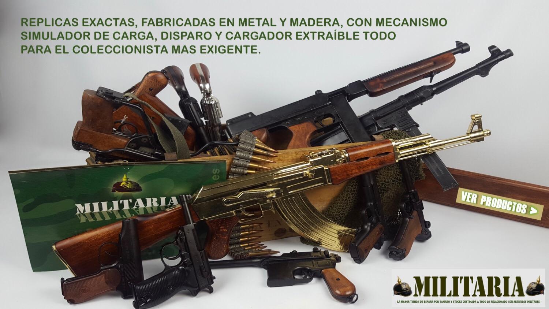 Armas réplica