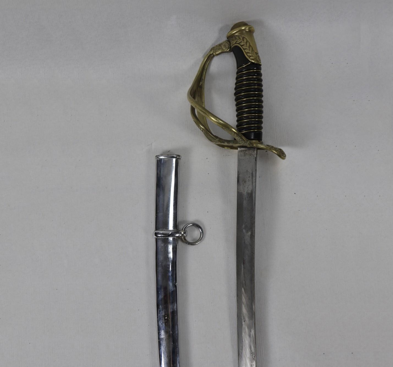 ESP-CABALLERÍA 1822 FRANCIA-OFICIAL