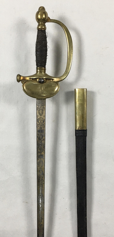 ESP-ESPADÍN OFICIAL FRANCES 1900-LAUREL COULAUX FRÈRES