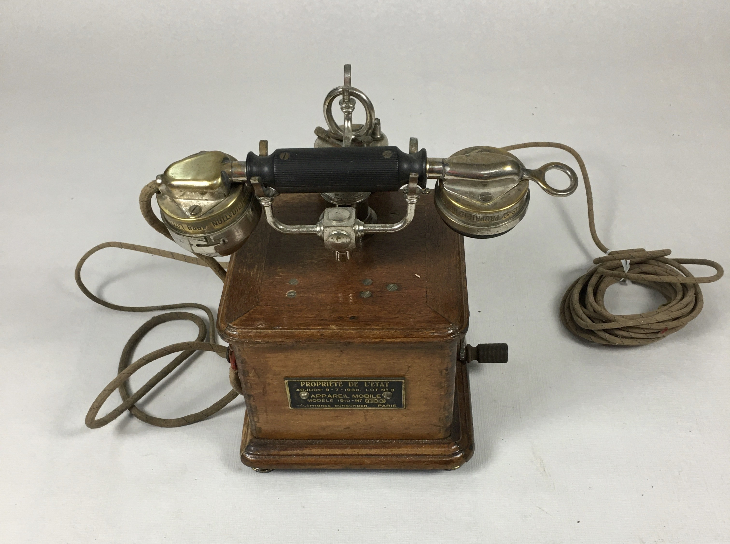 TELEFONO MARTY MOD 1910