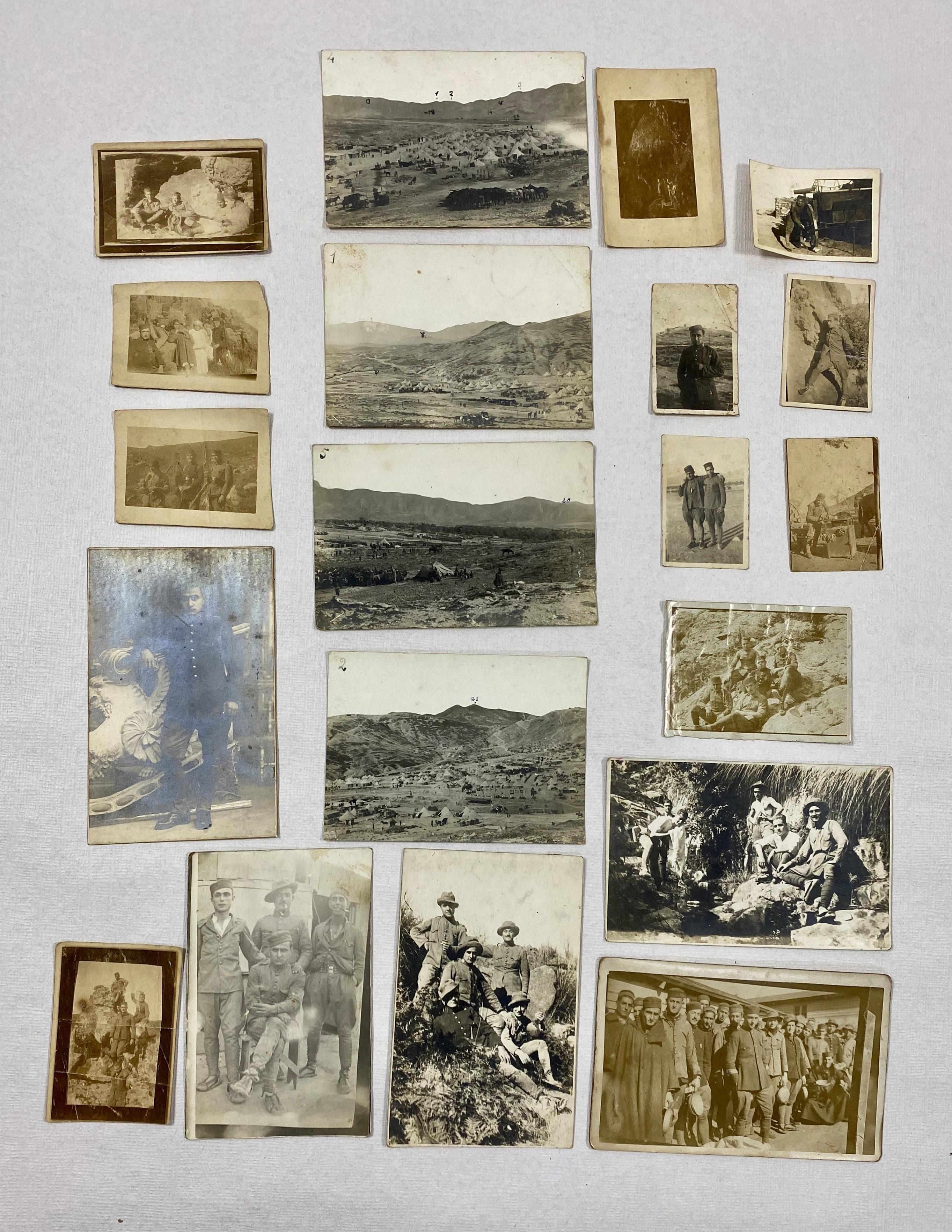 LOTE FOTOGRAFIAS GUERRA DEL RIF 1923/1924