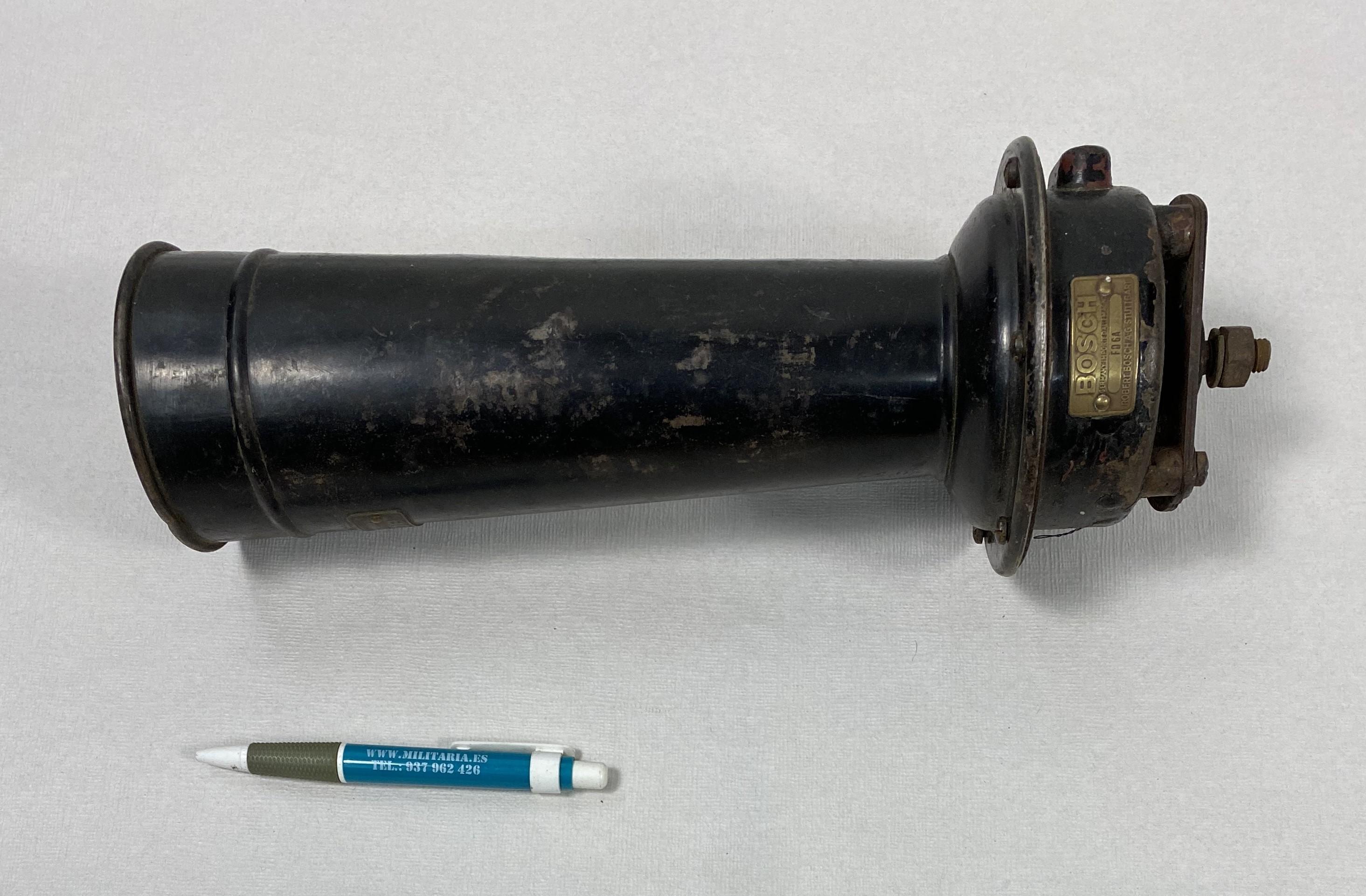 CLAXON PARA VEHÍCULO BOSCH FD6A 1930'S