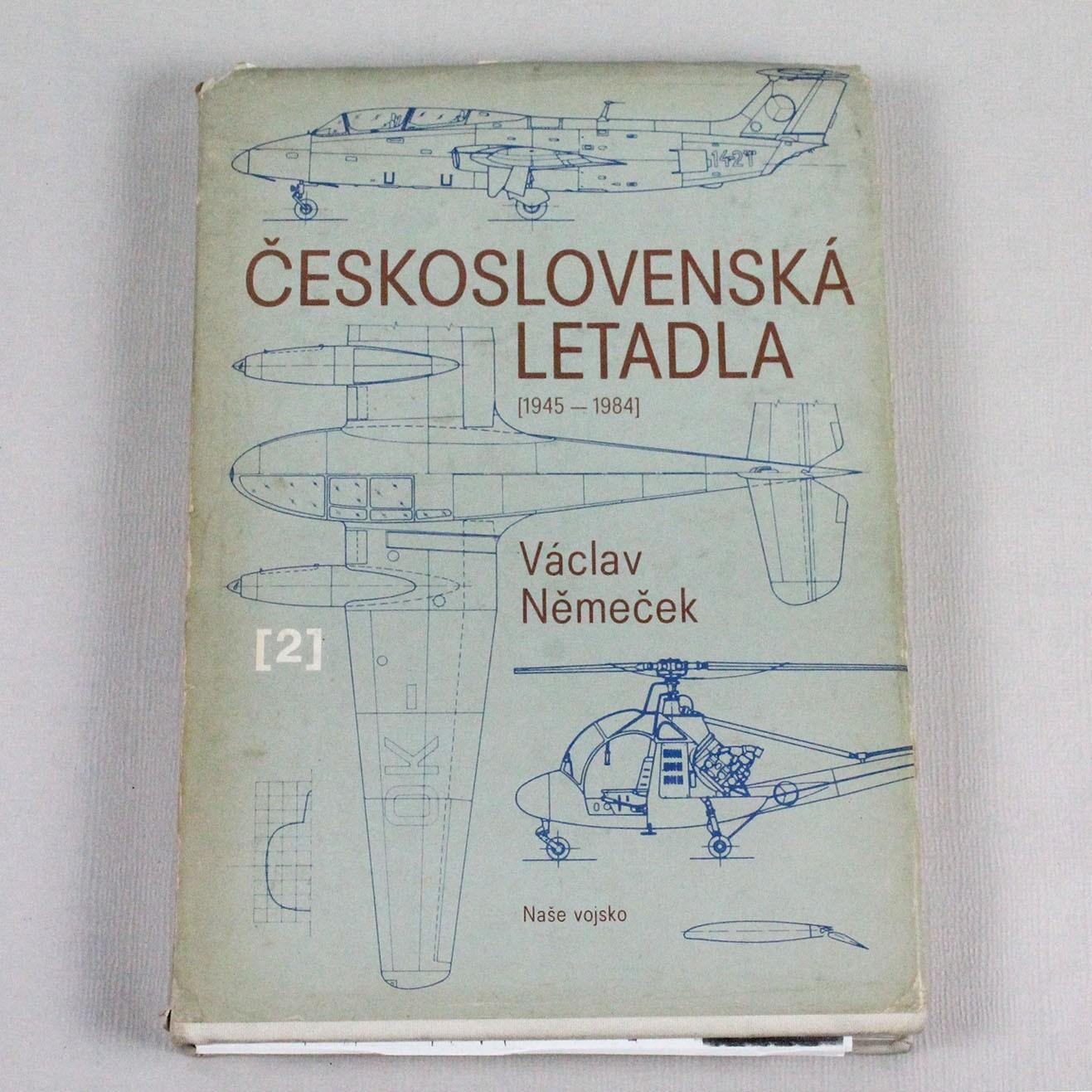 LIBCZ-CESKOSLOVENSKÁ LETADLA 1945-1984