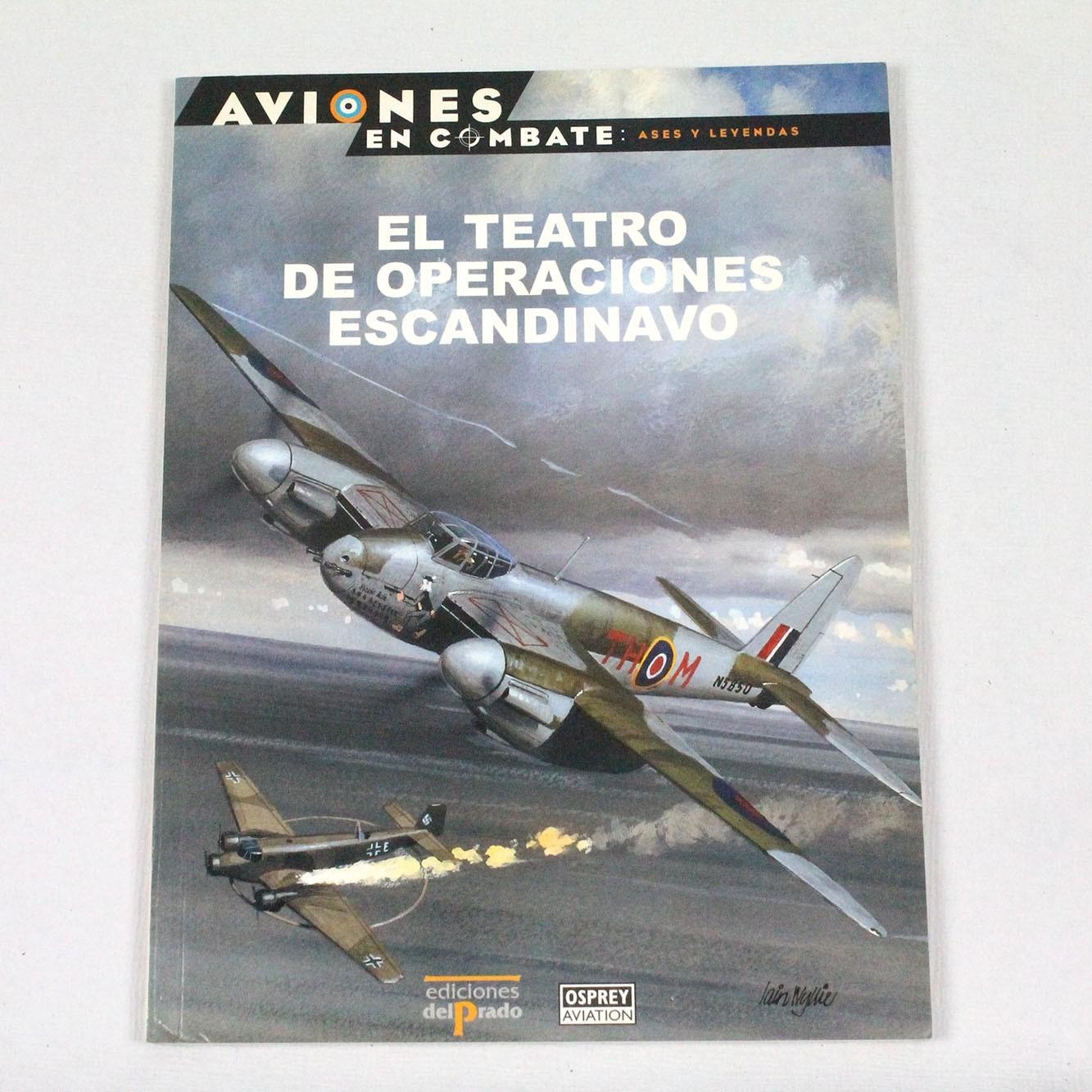 LIBE-EL TEATRO DE OPERACIONES ESCANDINAVO