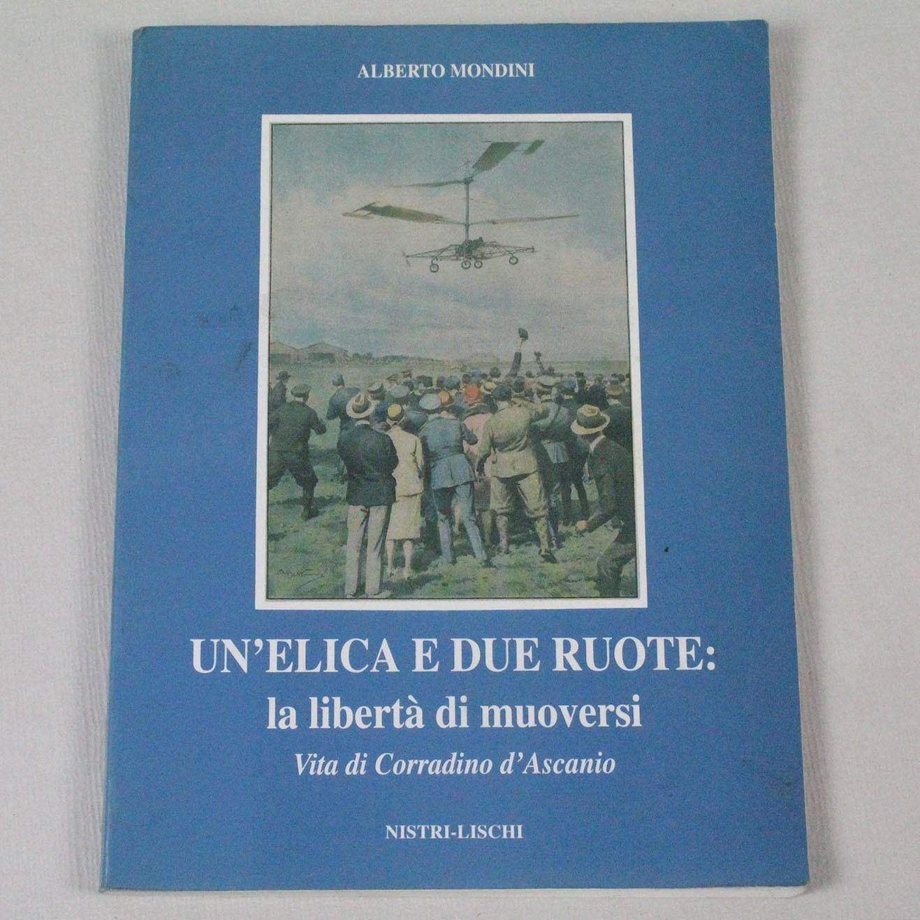 LIBIT-UN'ELICA E DUE RUOTE