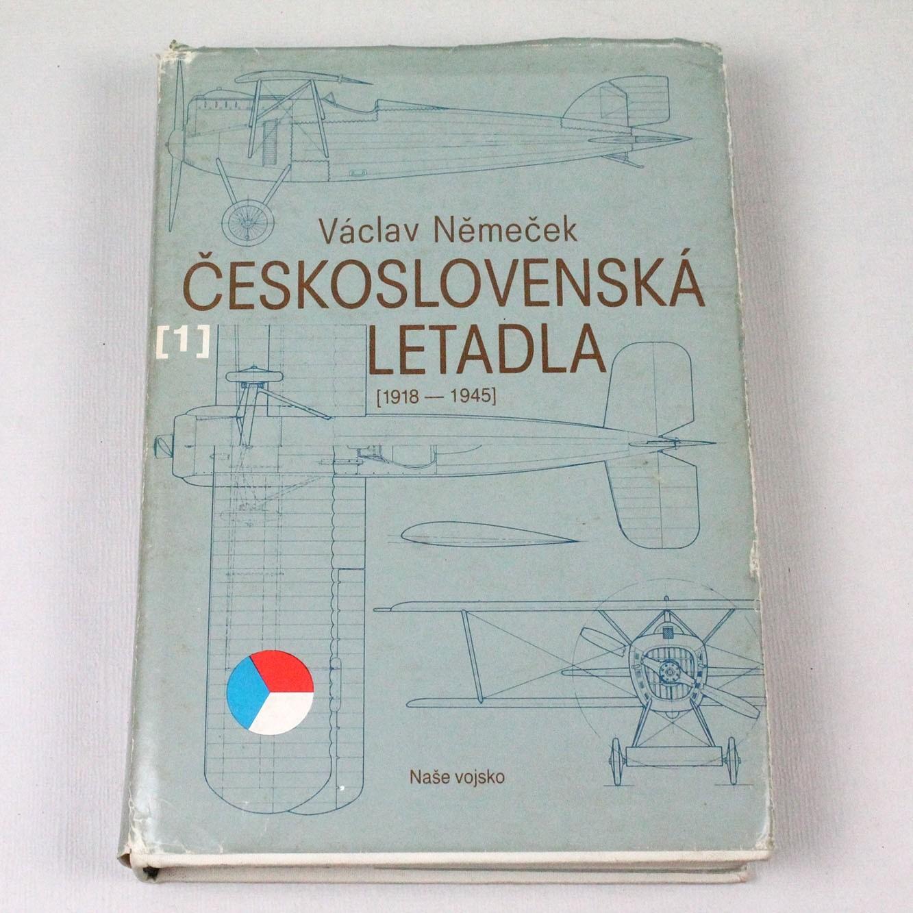 LIBCZ-CESKOLOVENSKÁ LETADLA 1918-1945