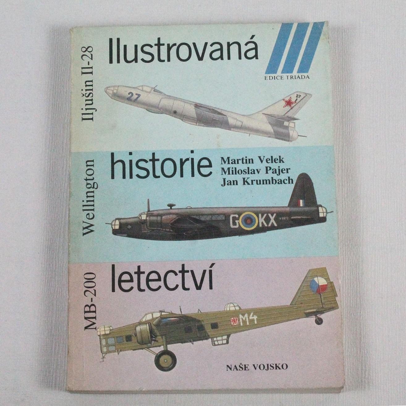 LIBCZ-ILUSTROVANÁ HISTORIE LETECTVÍ-1