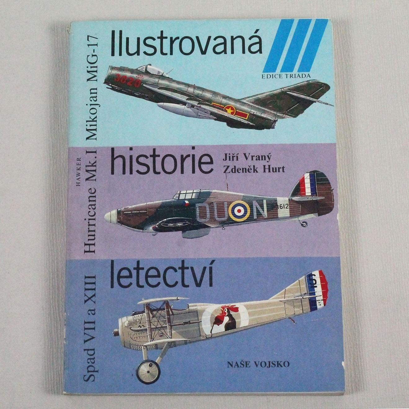 LIBCZ-ILUSTROVANÁ HISTORIE LETECTVÍ-2