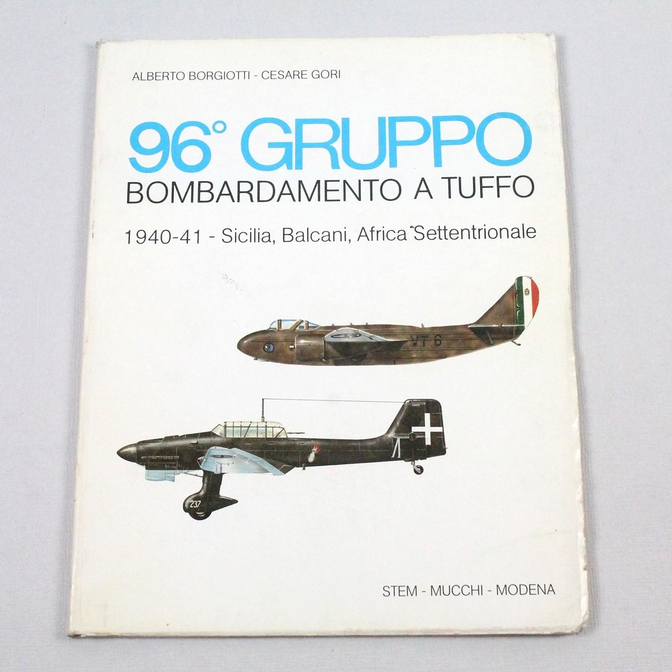 LIBIT-96 GRUPPO BOMBARDAMENTO A TUFFO