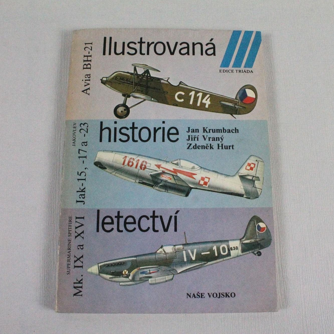 LIBCZ-ILUSTROVANÁ HISTORIE LETECTVÍ-4