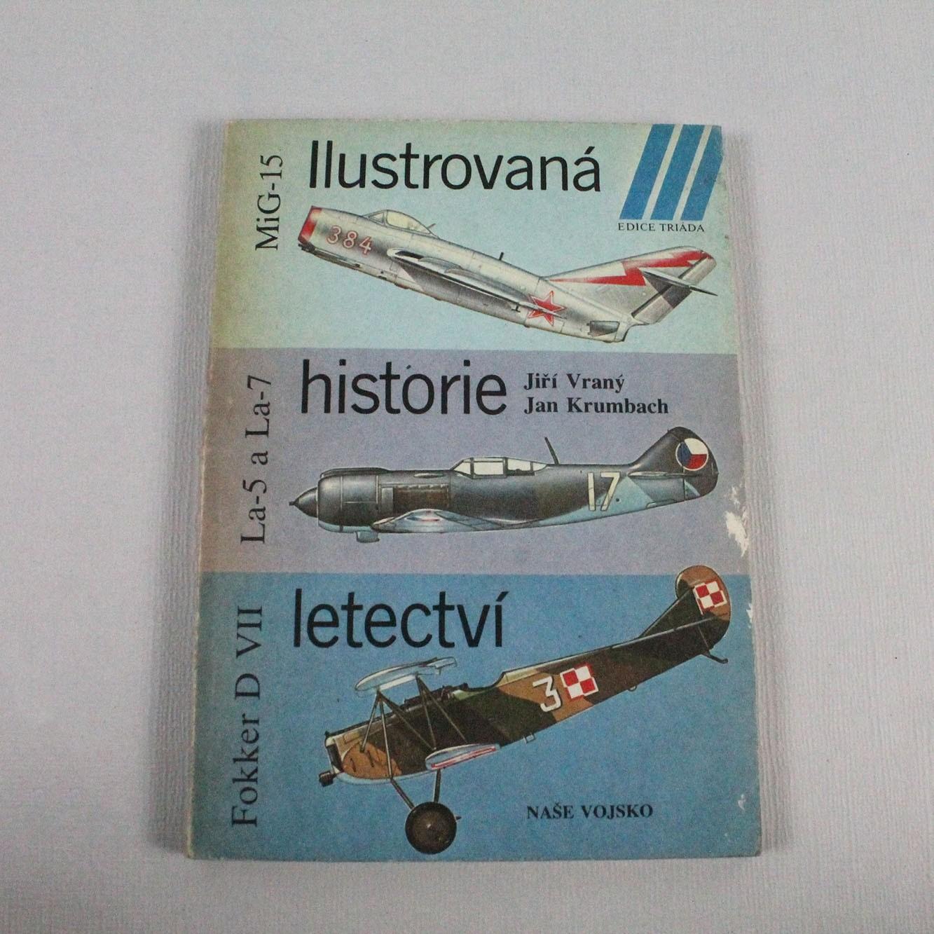 LIBCZ-ILUSTROVANÁ HISTORIE LETECTVÍ-5
