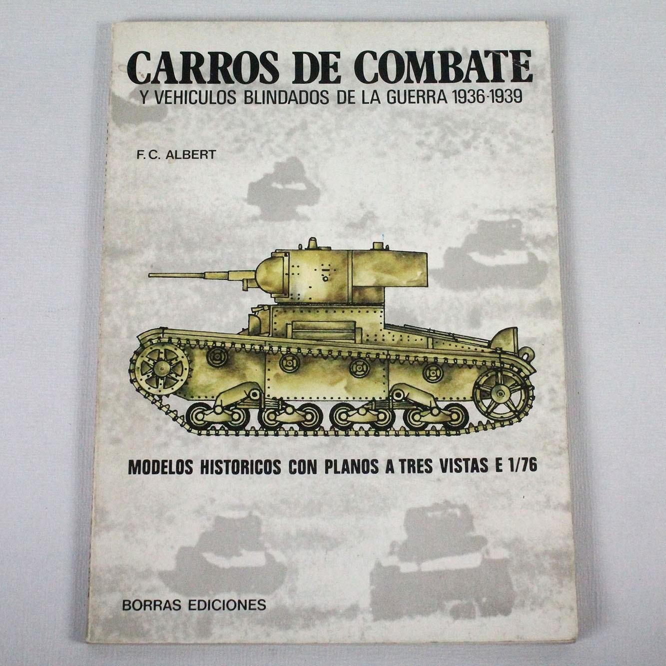 LIBE-CARROS DE COMBATE