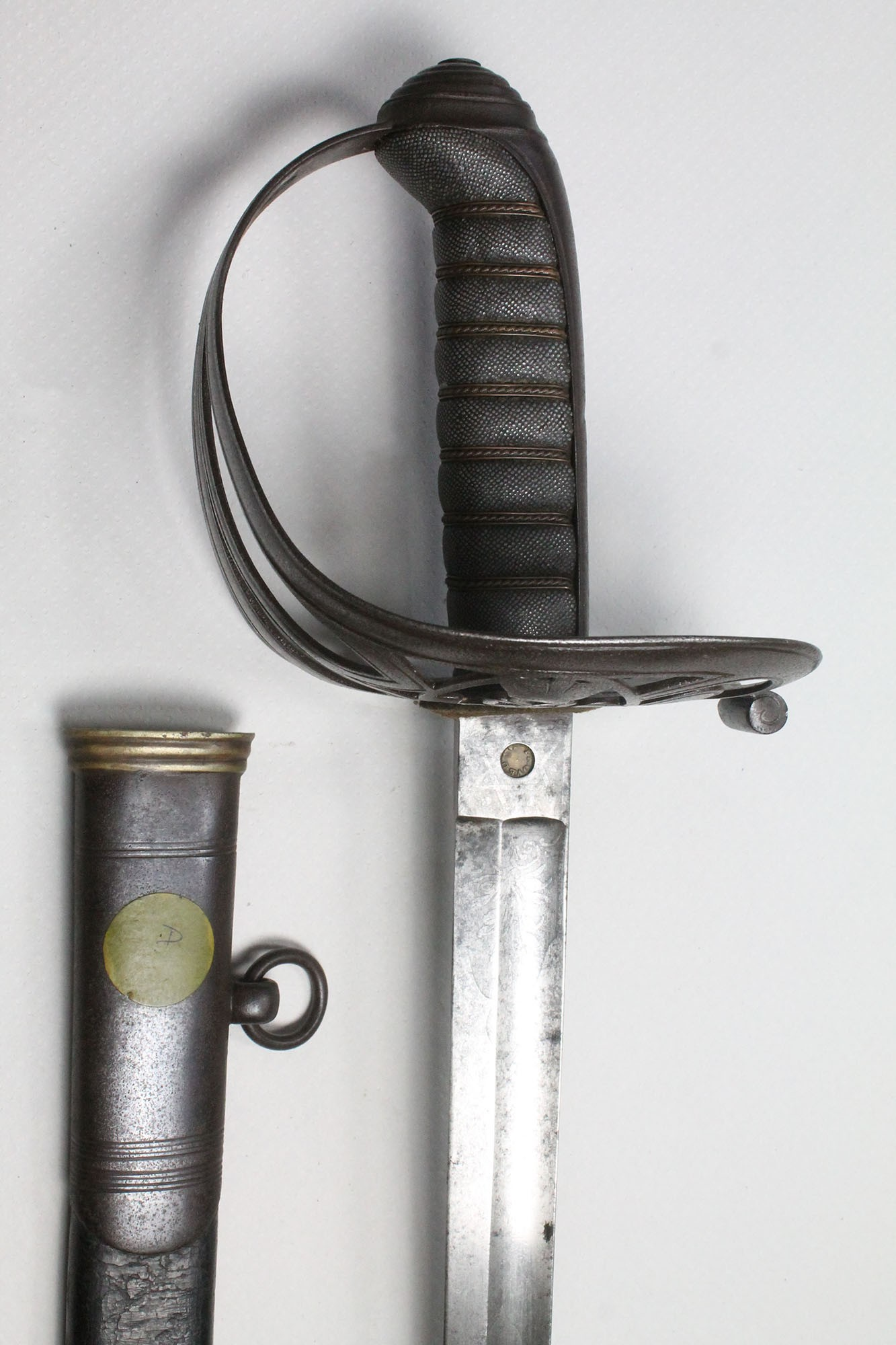ESP-BRITÁNICA OFICIAL RIFLE BRIGADE 1827-ESP347