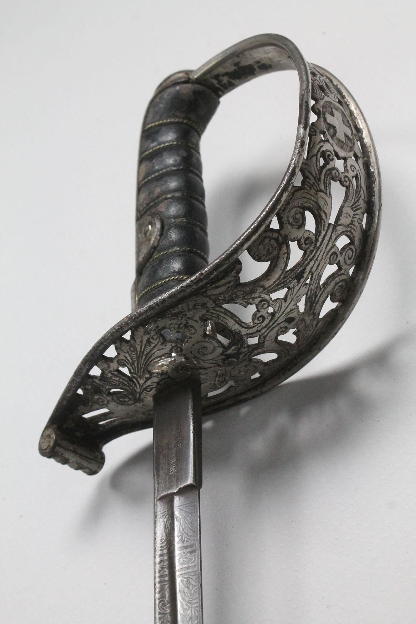 ESP-INFANTERÍA OFICIAL 1867 SUIZA