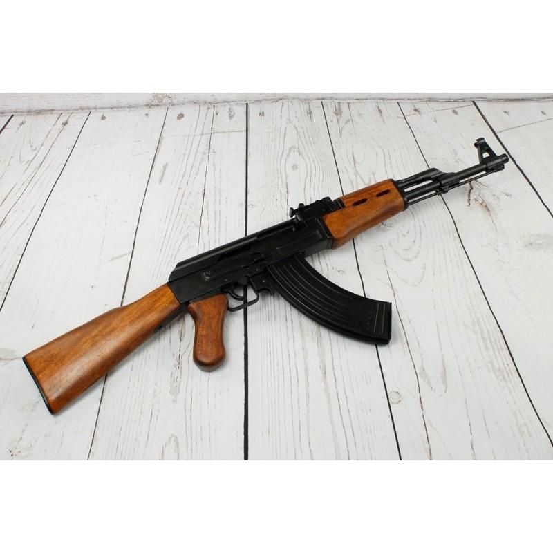 RÉPLICA FUSIL DE ASALTO KALASHNIKOV AK-47