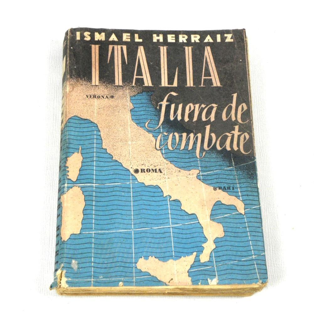 Resultado de imagen de HERRÁIZ, Ismael, Italia fuera de combate,