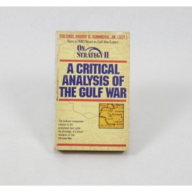 LIBI-A CRITICAL ANALYSIS OF THE GULF WAR