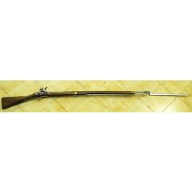 RÉPLICA-X-FUSIL BRITÁNICO BROWN BESS 1722