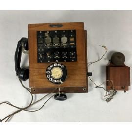 CENTRALITA TELEFÓNICA  MOD 1921