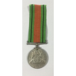 MING-THE DEFENCE MEDAL