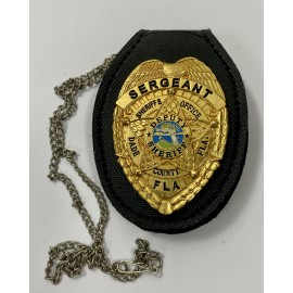 CUELLO-SERGEANT SHERIFFS OFFICE DADE COUNTY FLA. SHERIFFS OFFICE POLICE BADGE