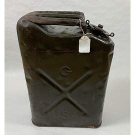 JERRYCAN USA WWII AIRWIN 1943 ICC 5L