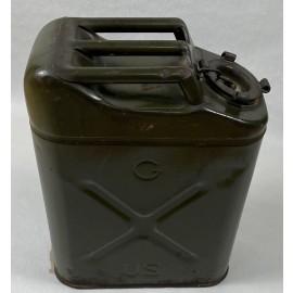 JERRYCAN USA KOREA BENNETT 1952 ICC 5L