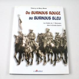 LIBFR-DU BURNOUS ROUGE AU BOURNOUS BLEU