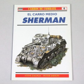 LIBE-EL CARRO MEDIO SHERMAN