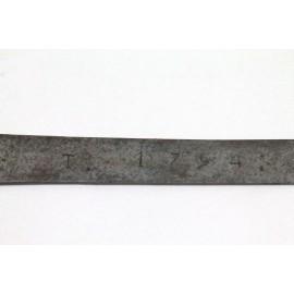 ESP-OFICIAL INFANTERÍA 1794