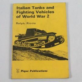 LIBI-ITALIAN TANKS AND FIGHTING VEHICLES OF WORLD WAR 2