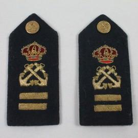 PALAS OFICIAL ARMADA ESPAÑA REY
