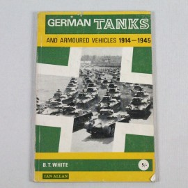 LIBI-GERMAN TANKS AND ARMOURED VEHICLES 1914-1945