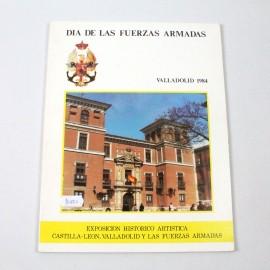 LIBE-DIA DE LAS FUERZAS ARMADAS VALLADOLID 1984