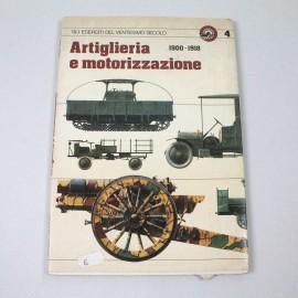 LIBIT-ARTIGLIERIA E MOTORIZZAZIONE
