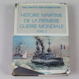 LIBFR-HISTOIRE MARITIME DE LA PREMIERE GUERRE MONDIALE TOME2