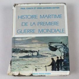 LIBFR-HISTOIRE MARITIME DE LA PREMIERE GUERRE MONDIALE TOME1