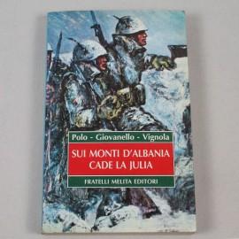 LIBIT-SUI MONTI D'ALBANIA CADE LA JULIA