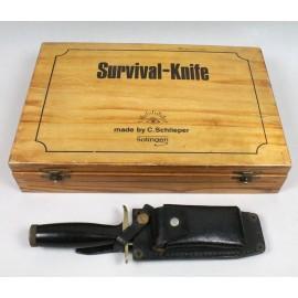 SCHLIEPER SURVIVAL-KNIFE