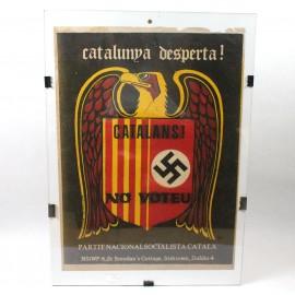 VAR-CARTEL CATALUÑA DESPERTA