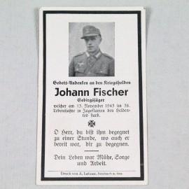 RECORDATORIO-JOHANN FISCHER