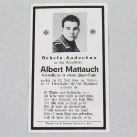 RECORDATORIO-ALBERT MATTAUCH
