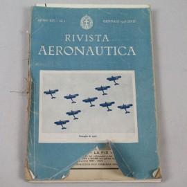 LIBIT-RIVISTA AERONAUTICA Nr1 GENNAIO 1938