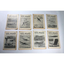 LIBFR-LES AILES 1935 Y 1938
