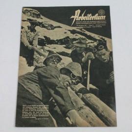 ARBEITERTUM 10 ENERO 1941 FOLGE 31