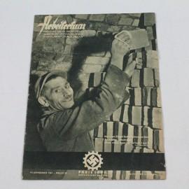 ARBEITERTUM 10 ENERO 1941 FOLGE 23