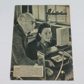 ARBEITERTUM 10 ENERO 1941 FOLGE 34