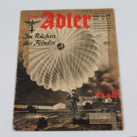 ADLER 6 AGOSTO 1940